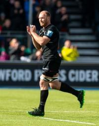 TIME TO SAY GOODBYE 2019 - #2 Schalk Burger