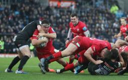 Chiefs do their thing - sarries don't