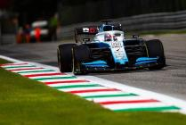 Italian GP: Race sees mixed results for ROKiT Williams