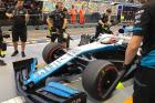 Singapore GP: FP3 Great effort from Russell ROKiT Williams
