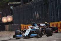 Singapore GP: Frustrating qualifying for ROKiT Williams