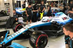Russian GP: No real change in FP2 for ROKiT Williams