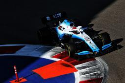 Russian GP: Double DNF for ROKiT Williams