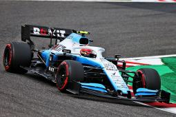 Japanese GP:  ROKiT Williams continues evaluations in FP2