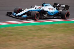 Japanese GP:  Mixed qualifying fro ROKiT Williams