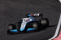 Japanese GP:  Another difficult race for ROKiT Williams