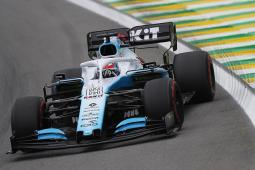 Brazilian GP: Mixed up race for ROKiT Williams
