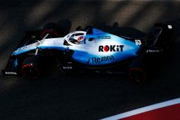 Abu Dhabi GP:More of the same for ROKiT Williams in FP3