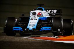 Abu Dhabi GP: Final race of 2019 for ROKiT Williams