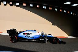 ROKiT Williams Abu Dhabi Test 03:12:2019 Day One