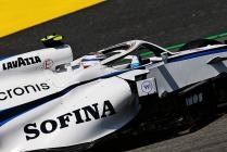 Spanish GP: Difficult FP2 for Williams Racing