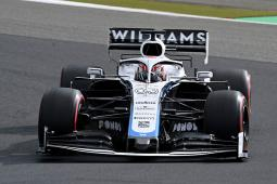 Eifel GP: Another difficult qualifying for Williams Racing