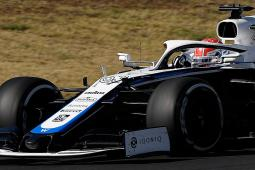 Portuguese GP: Tough FP1 for Williams racing
