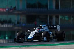 Portuguese GP: As expected Williams Racing Qualifying