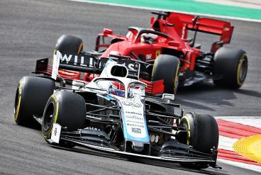 Portuguese GP: Still no points for Williams Racing