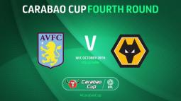 Match Thread: Aston Villa vs Wolves - Carabao Cup 4th Round