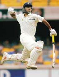 Ganguly Takes Charge at BCCI