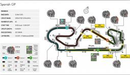 Round 5: Spanish GP: FP,QWF,RACE thread