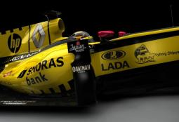 Renault F1 Team welcomes Japan Rags