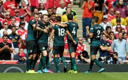 Arsenal 2 Burnley 1