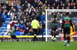 Burnley 1 Aston Villa 2