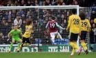 Burnley 0 Arsenal 0