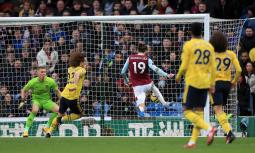 Burnley 0 Arsenal 0