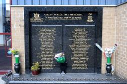 Bradford City Remembered 35 Years Ago Today
