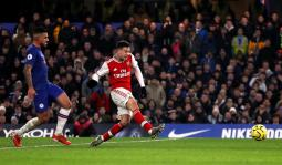 Player Ratings Arsenal Show Great Spirit At Chelsea