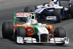 Blown diffuser test on Friday for Force India in Hungary