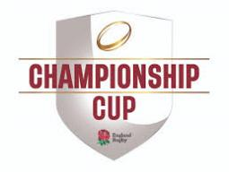Newcastle Falcons v Hartpury RFU Championship Cup - Teams Up
