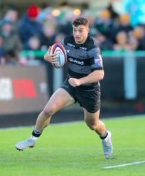 Newcastle Falcons v Doncster Knights 10 Jan2020 - Teams Up