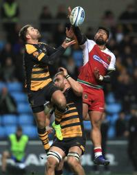 A sort of match day thread: saints v Wasps
